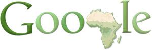africa day google logo