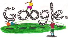 Doodle 4 Google 2010 - Ghana Winner