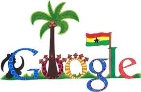 Doodle 4 Google 2011 - Ghana by Nil Carreras Del Peso