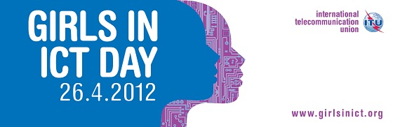 Girls in ICT Day 2012
