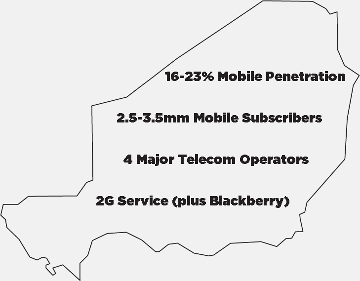 niger mobile summary