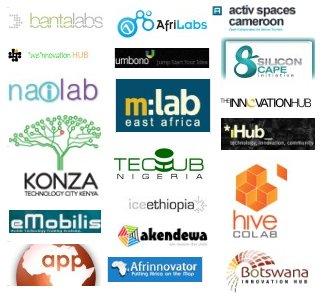 african tech hubs