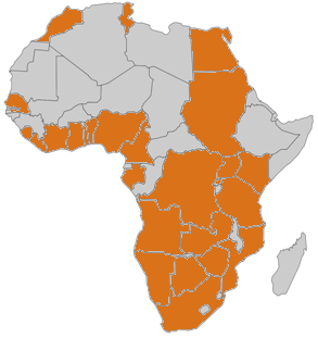 vc4africa country groups