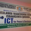Somalia gov't intends to create independent telecoms regulator