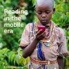 Mobile phones, though still underutilized as a literacy tool, are contributing to an increase in reading in Africa